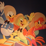 "Image for the Film programme ""The Three Caballeros"""