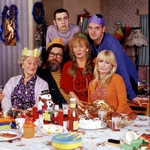 "Image for the Sitcom programme ""The Royle Family at Christmas"""