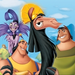 "Image for the Film programme ""The Emperor's New Groove"""