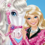 "Image for the Childrens programme ""Barbie"""