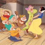 "Image for the Film programme ""Snow White and the Seven Dwarfs"""