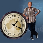 "Image for the History Documentary programme ""Tony Robinson's Time Walks"""