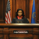 "Image for the Reality Show programme ""Paternity Court"""