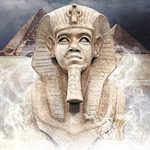 "Image for the History Documentary programme ""Mummy King Mystery"""