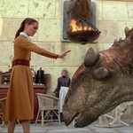 "Image for the Film programme ""Dinotopia: The Election"""
