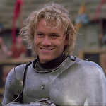 "Image for the Film programme ""Knight's Tale"""
