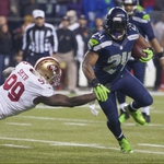 "Image for the Sport programme ""NFL: Seahawks @ 49ers"""