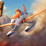 "Image for the Film programme ""Planes: Fire and Rescue"""