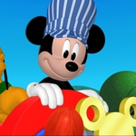 "Image for the Childrens programme ""Mickey Mouse Clubhouse Choo..."""