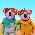 "Image for the Childrens programme ""The Koala Brothers' Outback Christmas"""