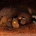 "Image for the Film programme ""The Gruffalo's Child"""