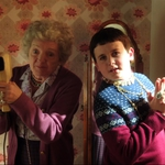 "Image for the Film programme ""Gangsta Granny"""