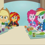 "Image for the Film programme ""Equestria Girls: Rainbow Rocks"""