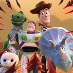 "Image for the Animation programme ""Toy Story That Time Forgot"""