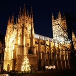 "Image for the Documentary programme ""Canterbury Cathedral"""