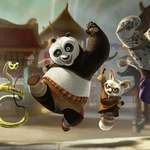 "Image for the Film programme ""Kung Fu Panda"""