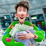 "Image for the Film programme ""Arthur Christmas"""