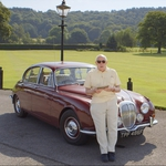 "Image for the Travel programme ""Richard Wilson on the Road"""