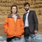"Image for the Drama programme ""Broadchurch"""