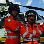 "Image for the Documentary programme ""Air Ambulance ER"""