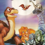 "Image for the Film programme ""The Land Before Time VI: The Secret of Saurus Rock"""