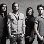 "Image for the Music programme ""Kings of Leon v The Killers"""