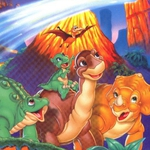 "Image for the Film programme ""The Land before Time VII: Stone of Cold Fire"""
