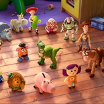 "Image for the Childrens programme ""Toy Story Toons"""