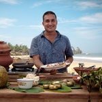 "Image for the Cookery programme ""My Sri Lanka with Peter Kuruvita"""