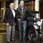 "Image for the Motoring programme ""Racing Legends"""