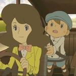 "Image for the Film programme ""Professor Layton and the Eternal Diva"""