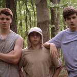 "Image for the Film programme ""The Kings of Summer"""