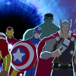 "Image for the Animation programme ""Avengers Assemble"""