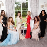 "Image for the Reality Show programme ""The Real Housewives of Cheshire"""