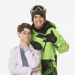 "Image for the Childrens programme ""Max and Shred"""