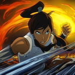 "Image for the Animation programme ""Avatar: Legend of Korra"""