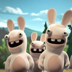 "Image for the Animation programme ""Rabbids Invasion"""
