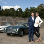 "Image for the Motoring programme ""The Classic Car Show"""
