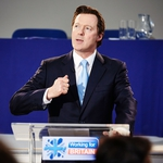 "Image for the Comedy programme ""Rory Bremner's Coalition Report"""