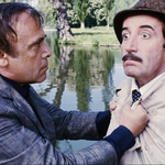 "Image for the Film programme ""The Pink Panther Strikes Again"""