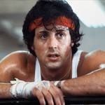 "Image for the Film programme ""Rocky II"""