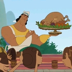 "Image for the Film programme ""Kronk's New Groove"""