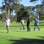 "Image for the Sport programme ""AT&T Pebble Beach Pro-Am"""