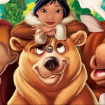 "Image for the Film programme ""Brother Bear 2"""