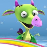 "Image for the Childrens programme ""Draco"""