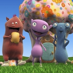 "Image for the Childrens programme ""Cuddlies"""