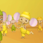"Image for the Childrens programme ""Mice Builders"""