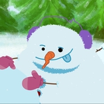 "Image for the Childrens programme ""Snowies"""