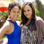 "Image for the Reality Show programme ""Tia and Tamera"""
