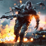 "Image for the Technology programme ""Battlefield 4"""